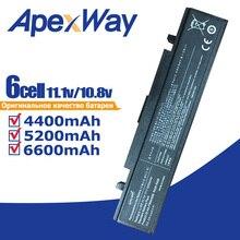 ApexWay batterie 355V5C pour ordinateur portable SamSung RC530, NT355V4C NT355V5C NP355V5C NP550P5C NP550P7C NP300E5A