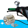 Universal Electric Motorcycle Headlamps LED Headlight GW250 spotlights E1 12-80V 10W