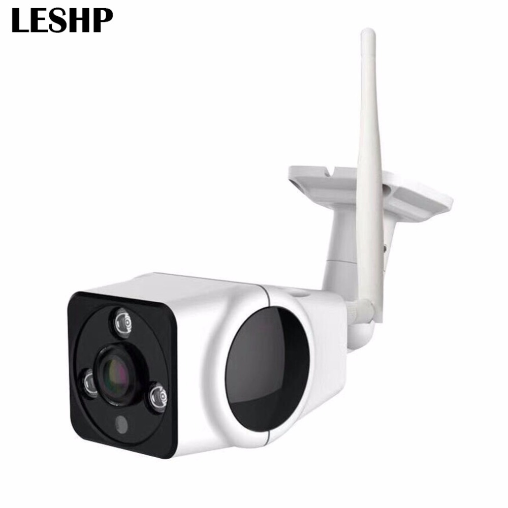 LESHP IP Camera 960P HD 1.44mm Lens 360VR Panoramic Camera Home Security Monitoring System Built-in Mic And Speaker Baby monitor