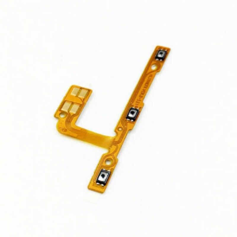 Совершенно новая кнопка громкости и питания гибкий кабель запасная часть для Huawei Mate 10