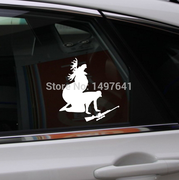Aliexpresscom  Buy How Ya Like My Meat Now Funny Moose Hunting - Cool car decal stickers