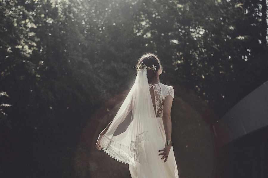 V-образный вырез Boho шифон Кружева Пляж дешевые свадебные платья 2018 с коротким рукавом свадебное платье элегантное плюс размер Vestido De Noiva