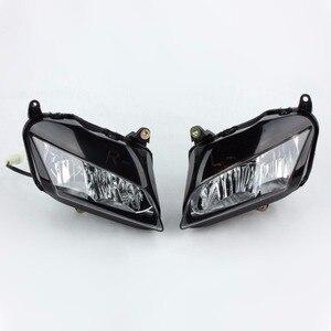 Image 2 - Motorfiets Koplamp Head Light Lamp Voor Honda CBR600RR CBR 600RR 600 RR 2007 2008 2009 2010 2011 2012 07 08 09 10 11 12