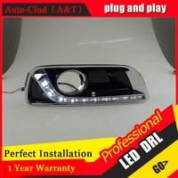 Auto Clud Car Styling For Malibu LED DRL For Malibu High Brightness Guide LED DRL Led
