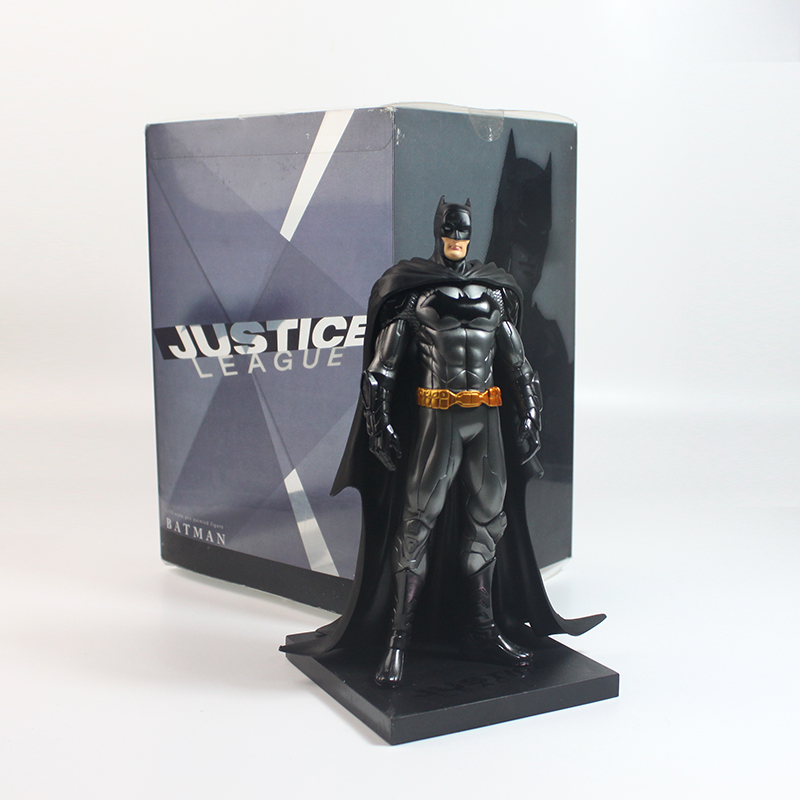 CF Anime Comic ARTFX Batman Bruce Wayne Figure PVC Action Figures NEW52 Series Toy Doll Collectible Model Brinquedos For Boy neca batman begins bruce wayne joint movable pvc action figure collectible model toy 7 18cm