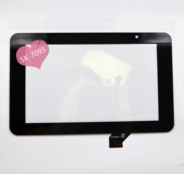 Подробнее о New Capacitive touch screen panel Digitizer Glass Sensor replacement 7