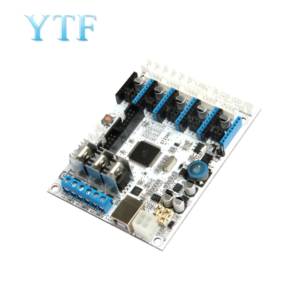 3D Printer Control Board DIY Compatible For Ultimaker PCB RAMPS Dual Print