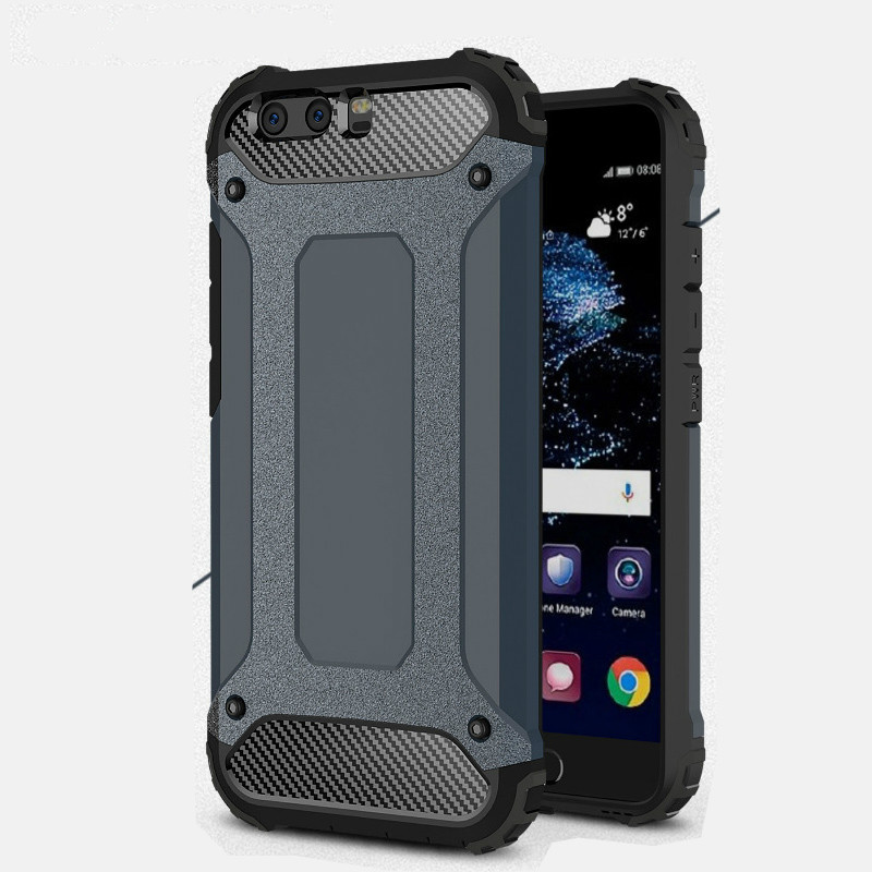 Hybrid Armor Combo Bumper Case for Huawei P10 cases Huawei P10 PLUS Case Phone Cover for Huawei P 10 Lite PLUS Cases Full shell