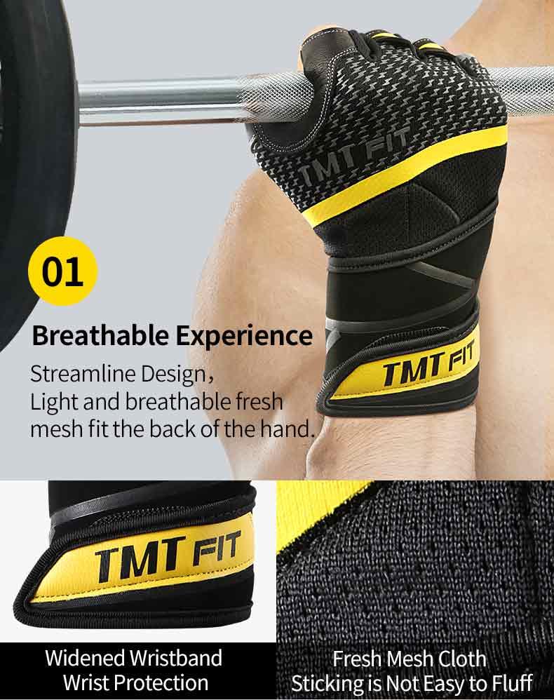 longo envoltório de pulso suporte haltere esporte