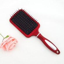 Abody волосы, кожа головы Массажная расческа Для женщин мокрые вьющиеся Расчёска, облегчающая Расчесывание Волос для парикмахерской Инструменты для укладки волос