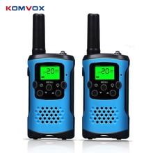 2 pièces Radio bidirectionnelle enfants Mini talkie walkie Radio pour Motorola Comunicador Amador enfants en plein air auto conduite talkie walkie