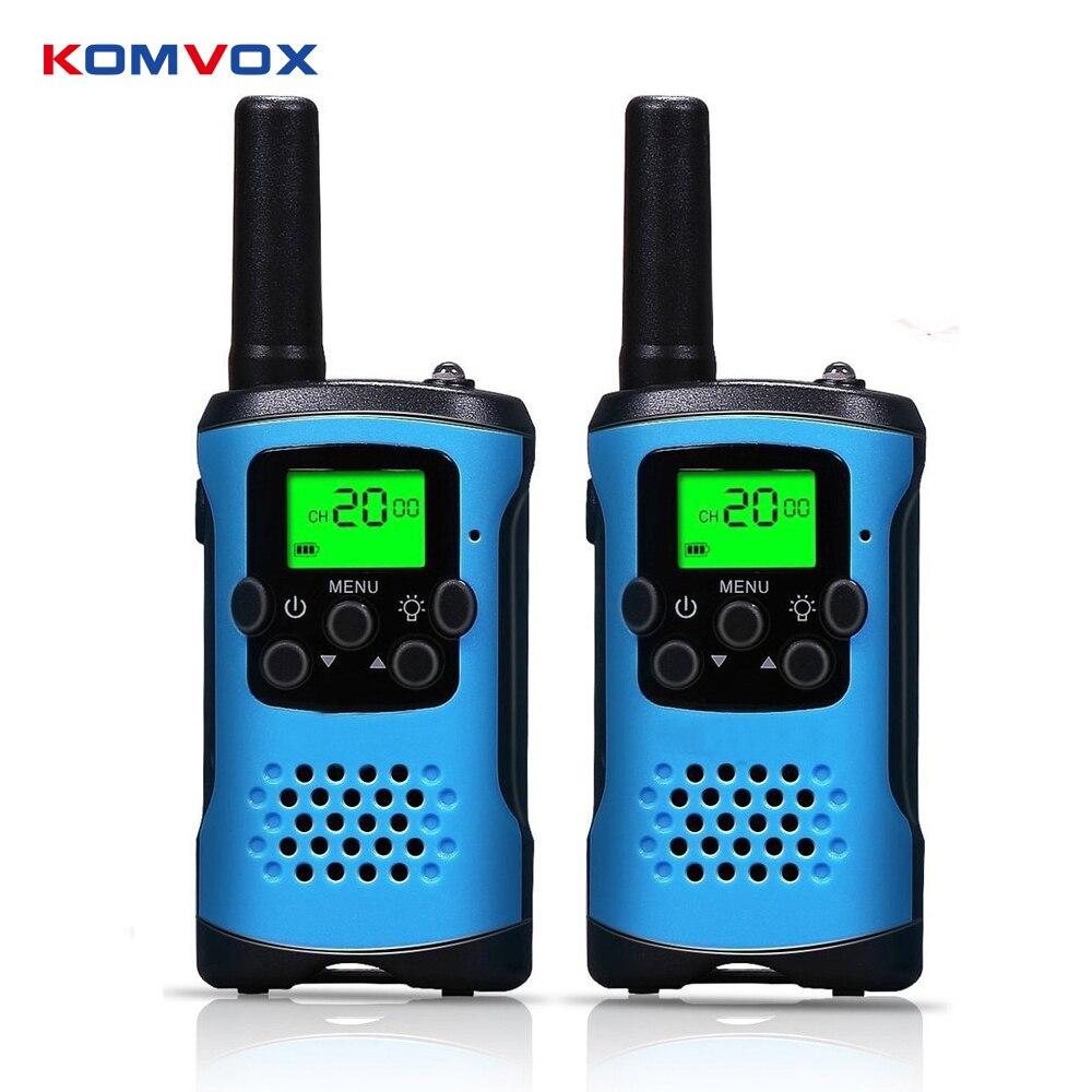 2 stücke Zwei Weg Radio Kinder Walkie Talkie für Motorola Mini kinder outdoor selbst fahren walkie talkie