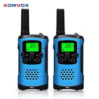 2Pcs Two Way Radio Kids Mini Walkie Talkie Radio for Motorola Comunicador Amador Children's outdoor self driving talkie-walkie