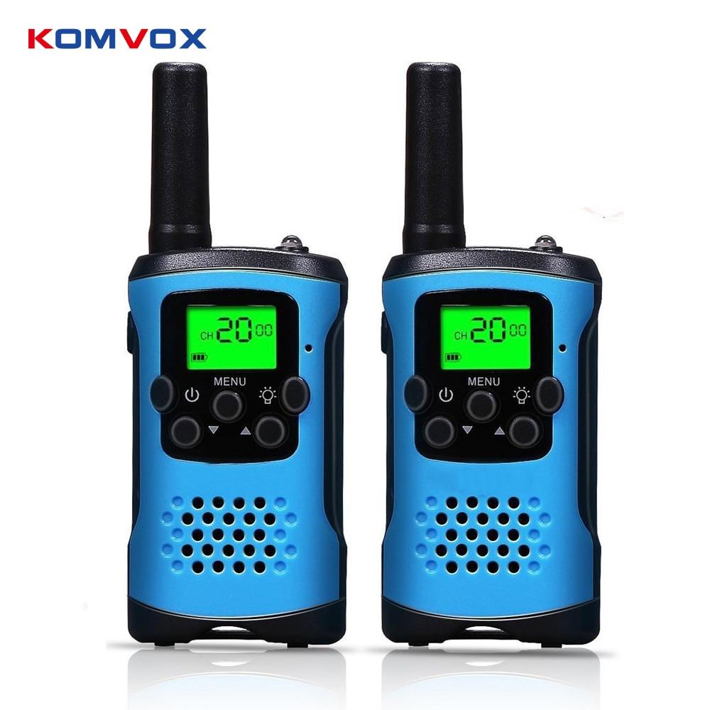 2 stk tovejs radio børn walkie talkie til motorola mini børn - Walkie talkie