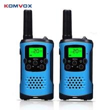 Unids 2 piezas de dos vías Radio niños Walkie Talkie para Motorola Mini niños al aire libre auto driving walkie talkie