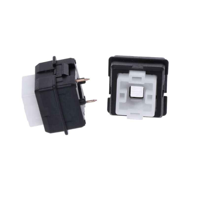 2 Pcs Asli Romer-g Switch Sumbu untuk Logitech G910 G810 G413 K840 RGB Axis Keyboard Switch T3LB