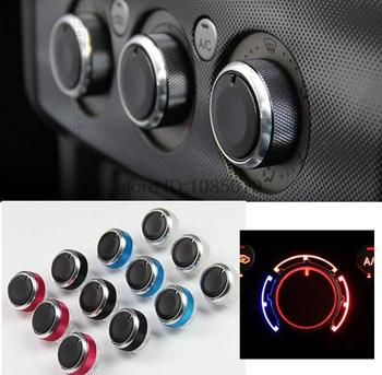 Accessories Fit For Ford Focus Mondeo Switch Knob Heater Climate Control Button Dials Refitting Rotary Mk2 Mk3