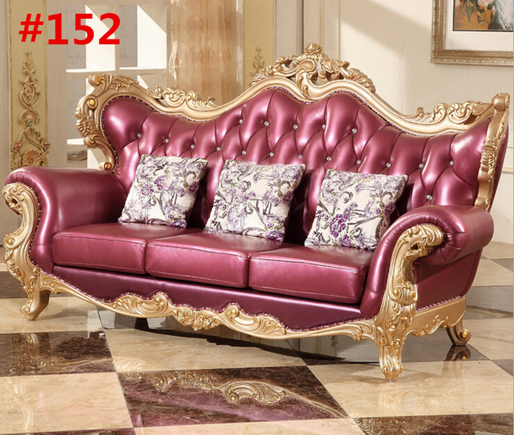 Italian Classic Hand Carved Royal Furniture 152in Living Room Sofas from Furniture on