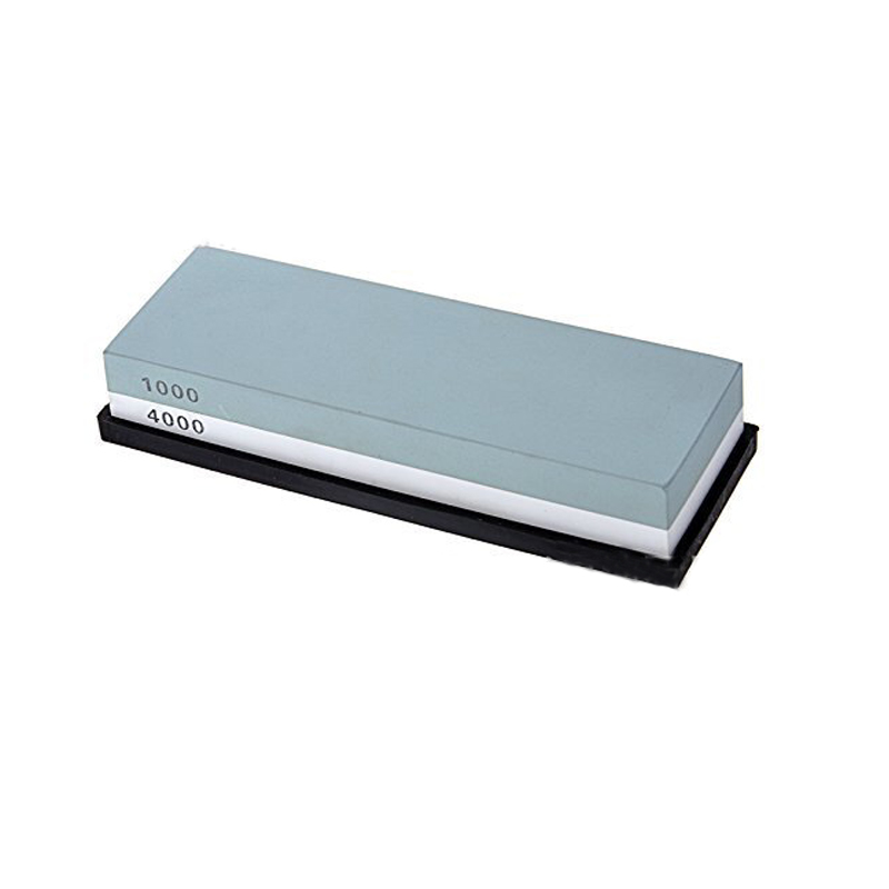 Double Side 1000 4000 Grit 4000 1000 Professional font b Knife b font Sharpener Sharpening Grinding