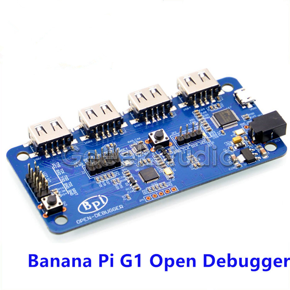 BPI-G1 Banana Pi G1 Open Debugger Board Burner Board Smart Home Control banana pi bpi uno32 board
