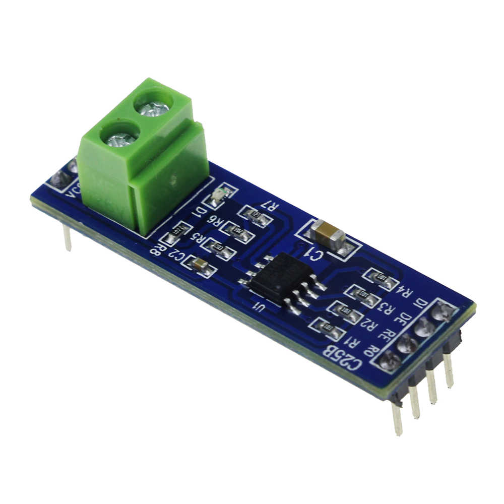 MAX485 Module RS-485 TTL to RS485 MAX485CSA Converter Module Integrated Circuits Products for arduino DIY KIT