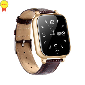 Smart Watch 2019 new Heart rate monitor fall-down alarm 8 positioning watch e-fence GPS wifi watch for iOS Android Elderly watch