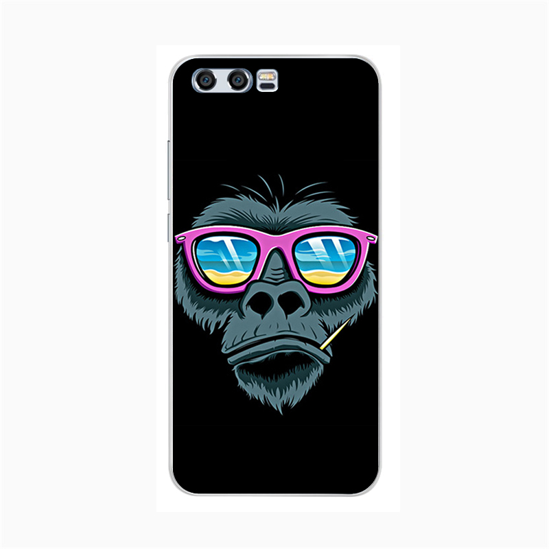 Image 4 - For Huawei Honor 9 Case Soft Silicone TPU Back Cover For Huawei Honor 9 Phone Cases 3D Cute Cat Shell For Honor 9 Lite Case Bags-in Fitted Cases from Cellphones & Telecommunications