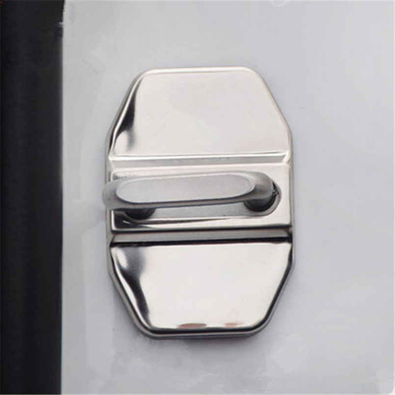 Cotochsun Car-styling Door Lock Protection Cover Case For Mercedes Benz A E B C M S SL CLA GLA GLK GLA GLE GL GLC Class