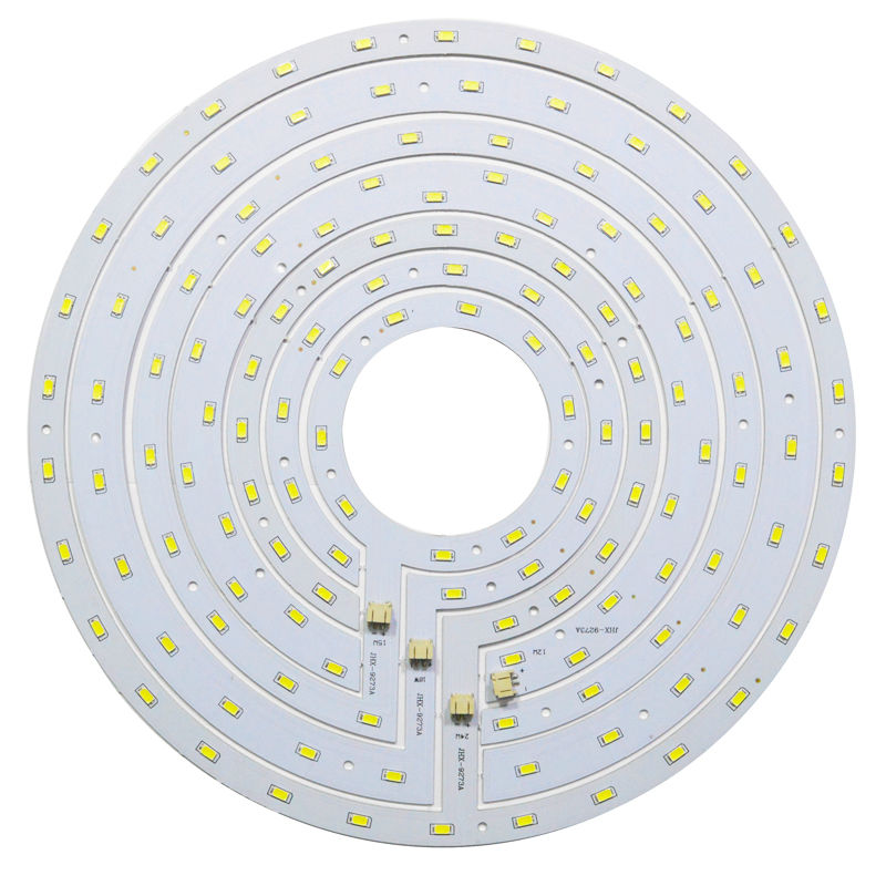 Round LED Ceiling Light Panel Board 12W 15W 18W 24W SMD 5730 Ring Magnetic Lamp Plate White/Warm White With Magnet Screw Driver цена и фото