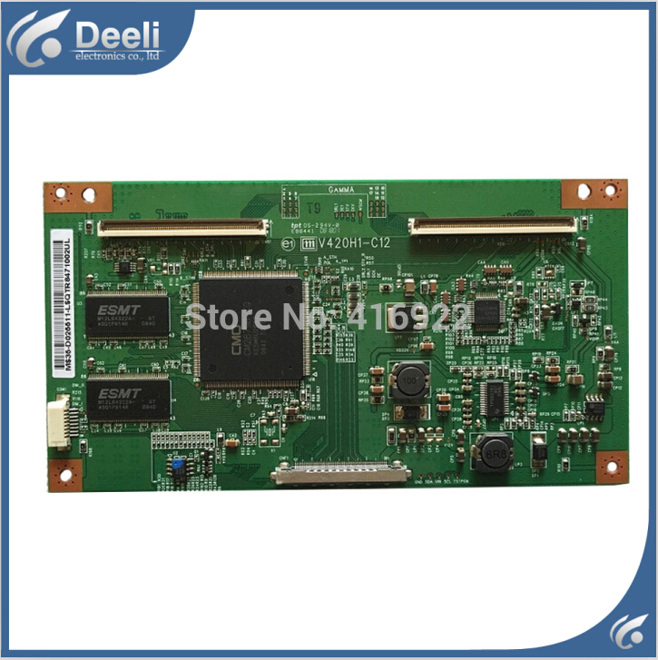 все цены на 95% new original for Logic board V420H1-C12 V420H1-C07 for 42C3000C/LC42CS11 2 good Working онлайн