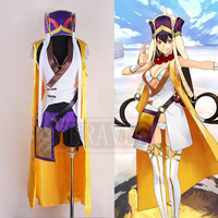 Fate/Grand Order Xuanzang Sanzang Cosplay Costume Party Christmas Halloween Custom Made Any Size