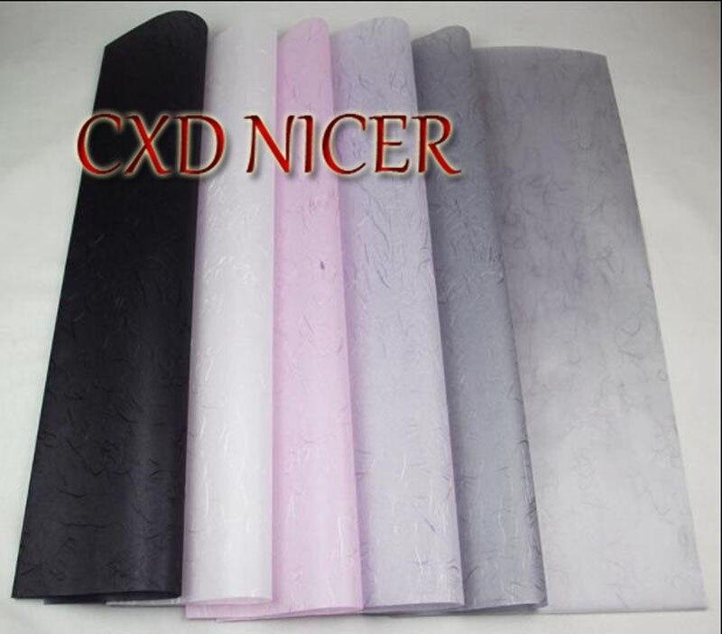 Gift Wrap Artware Packing Paper Packaging Flower Shop Supplies Korean Bouquet Scrapbooking Paper DD921