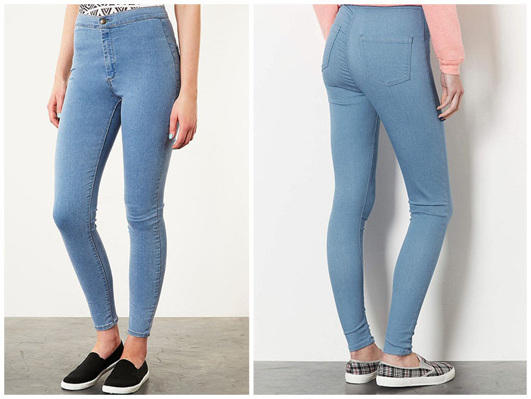 High Waisted Ladies Jeans | Jeans To
