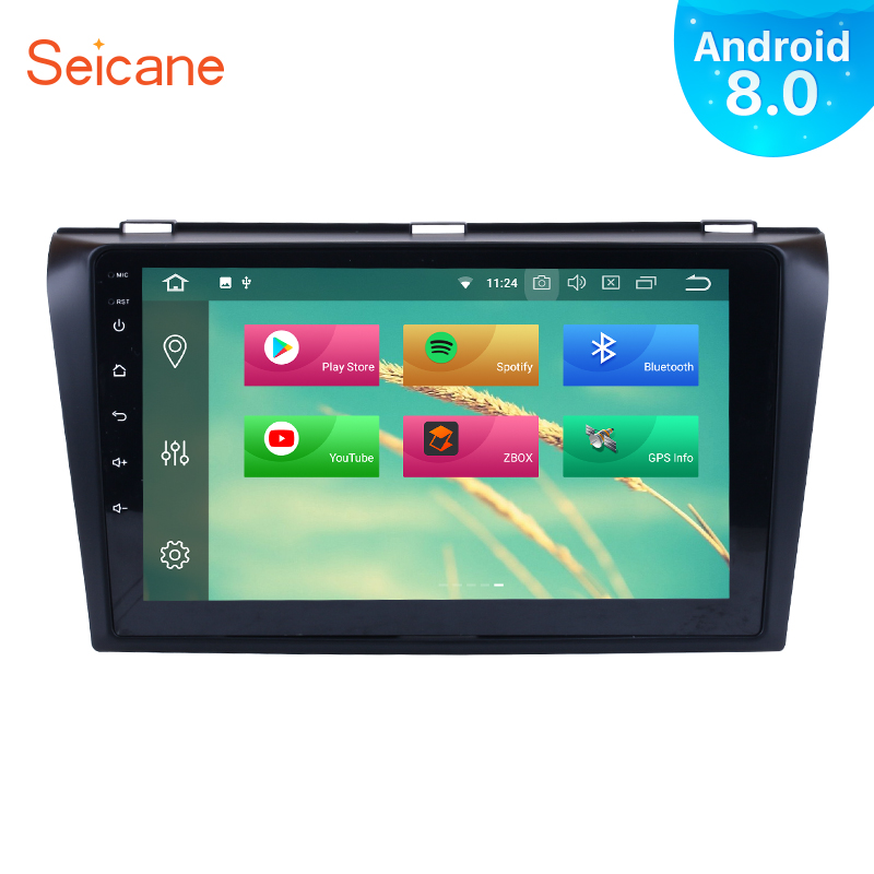 Seicane Android 9.0 HD 9