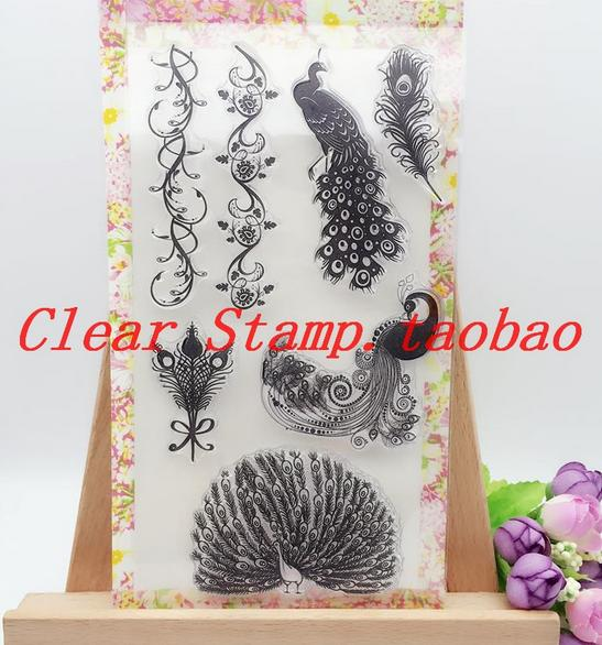 DIY Scrapbooking Albums Butterfly Pattern Rubber Stamp Constellation Album PDA Lights Seal Transparent Seal Peacock Clear Stamps twice 1st album twicetagram all version set 3 albums set release date 2017 11 01