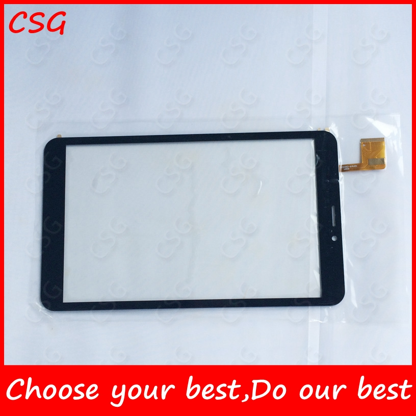10PCS/lot New For 8 inch Prestigio MultiPad PMT3408_4G tablet Capacitive Touch Screen Sensor Panel Digitizer Glass with tape ray ban ray ban ra149duefy56