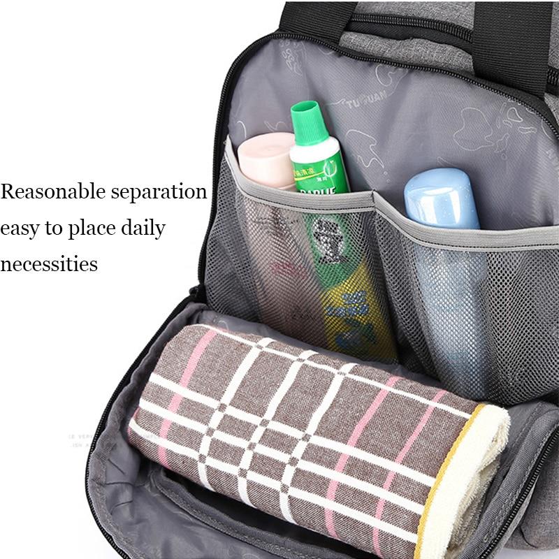 35L Fitness Gym Bags Outdoor Camping Backpack Sport Training Travel Men Woman Durable Multifunction Handbag Laptop Shoulder Bag (7)