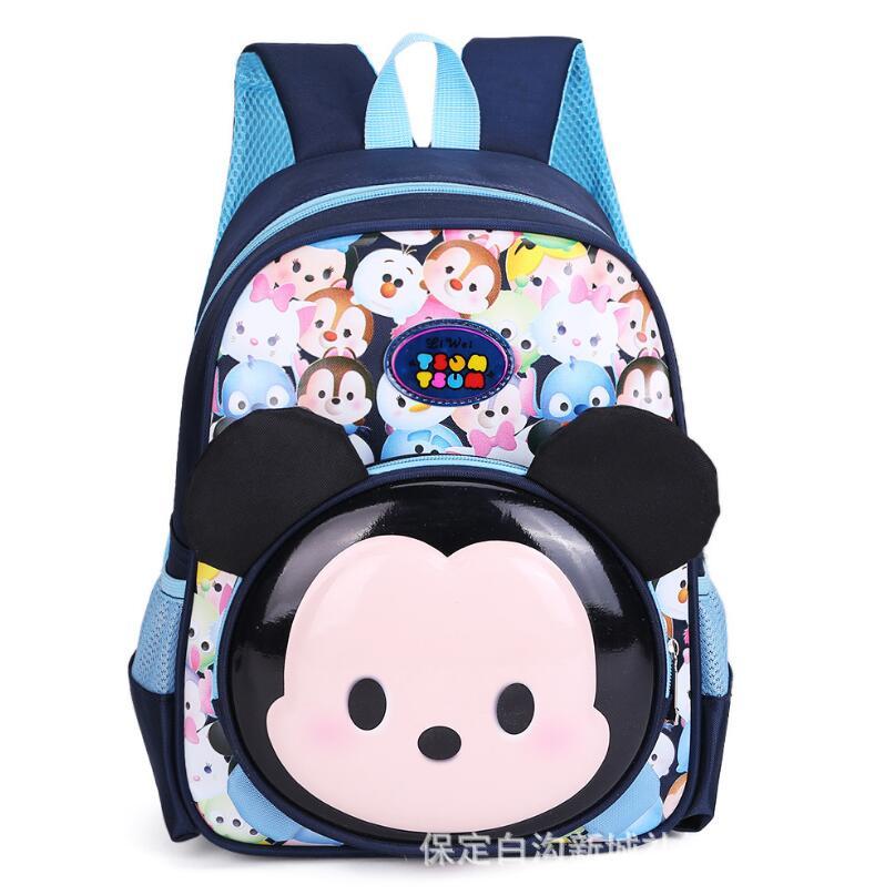 f089aa79ea Hot Cartoon mickey children backpacks kids kindergarten backpack kid school  bags Satchel for boy and girls Mochila Infantil