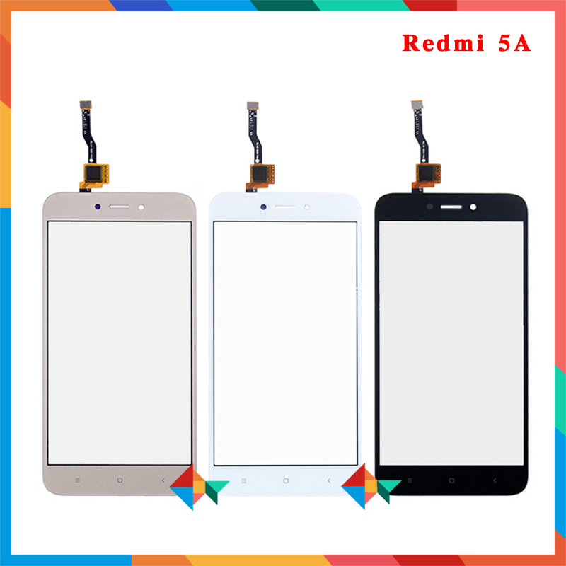 High Quality For Xiaomi Redmi 6 6A / 5A / 6 Pro / Mi A2 Lite Touch Screen Digitizer Front Glass Lens Sensor Panel