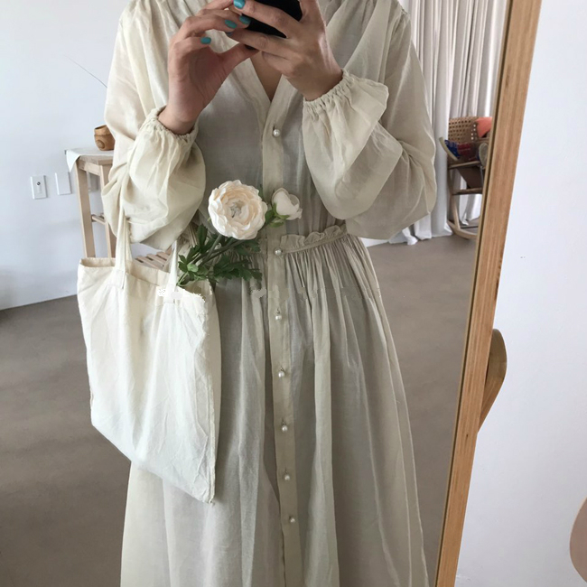 Summer Dress 2019 Casual Beach Vestidos Mujer Sexy V-neck Long Sleeve Lace Trim Vintage Maxi Long Plus Size Boho Party Dress