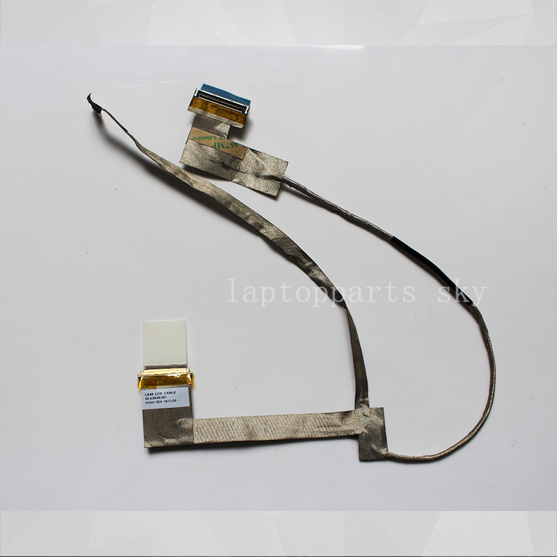NEW LED LCD LVDS cable FOR LENOVO B560 V560 laptop screen video cable LA56 50.4JW09.001