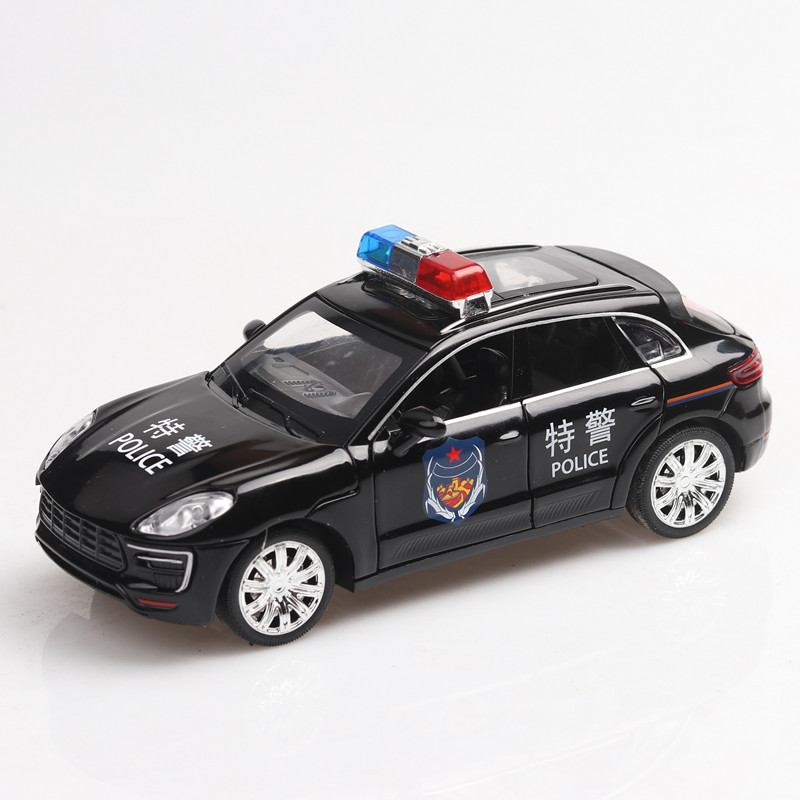 1:32 Macan police firework car  Diecasts & Toy Vehicles Car Model With Sound&Light  Toys For Boy Children Gift brinquedos1:32 Macan police firework car  Diecasts & Toy Vehicles Car Model With Sound&Light  Toys For Boy Children Gift brinquedos