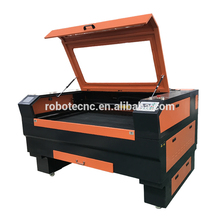 Factory price laser acrylic sheet cutting machine, signs engraving machine