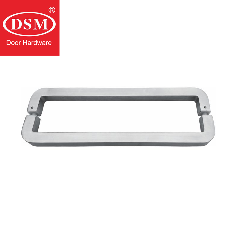 304 Grade Stainless Steel Door Pull/Push Handle For Shop/Store/Office Glass/Wooden/Metal Frame Entrance Doors PA 1571