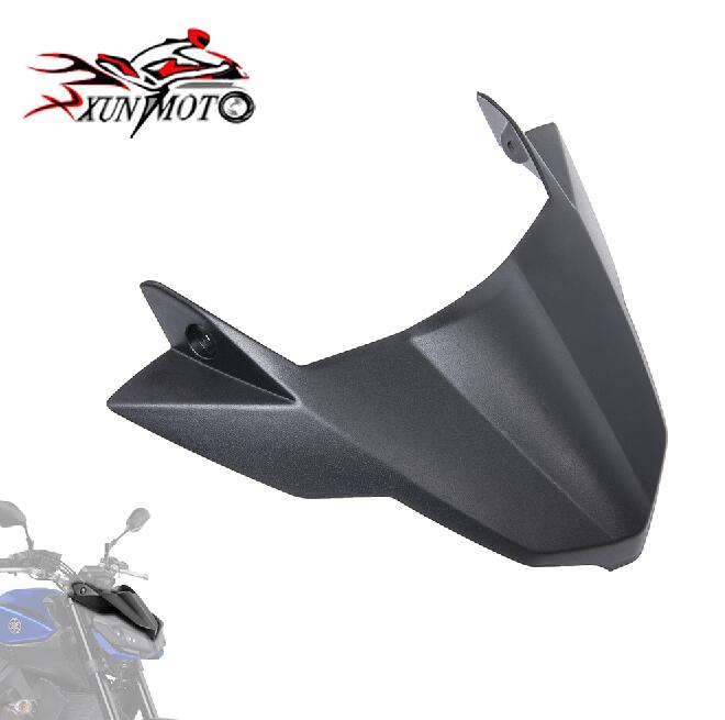 Motorcycle Parts Front Fly Screen Shield Fender Frame Fairing Beak Cowl Protector for YAMAHA FZ 09 MT 09 MT09 2017 2019