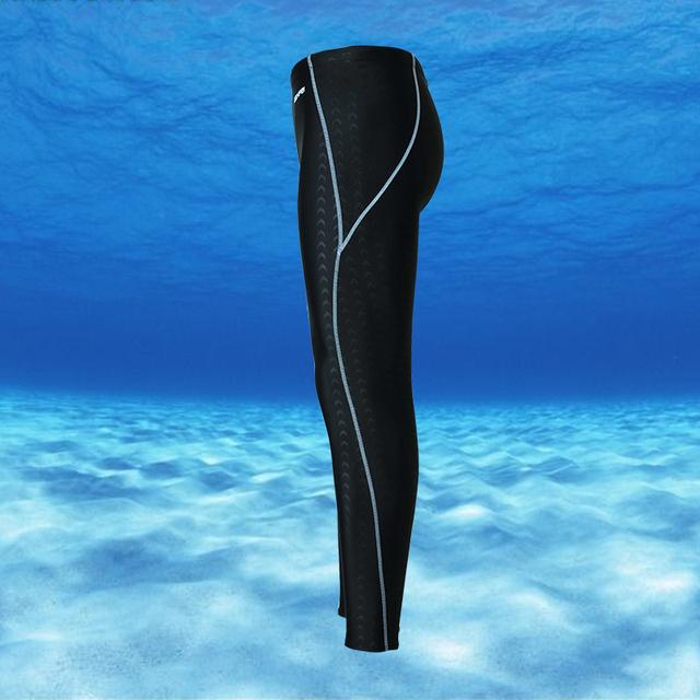 2019 Men & Women Sharkskin Wetsuits Beach Long Leg Rashguard Pant Surfing Sport Swimsuit Swim Pants Bathing Suits
