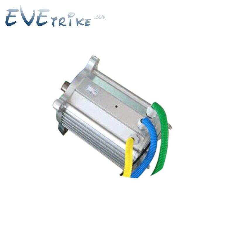 Le moteur synchrone à aimant Permanent IP67 conduisant le système de groupe motopropulseur peut être simple ou avec l'ensemble complet de Suspension de la transmission du contrôleur