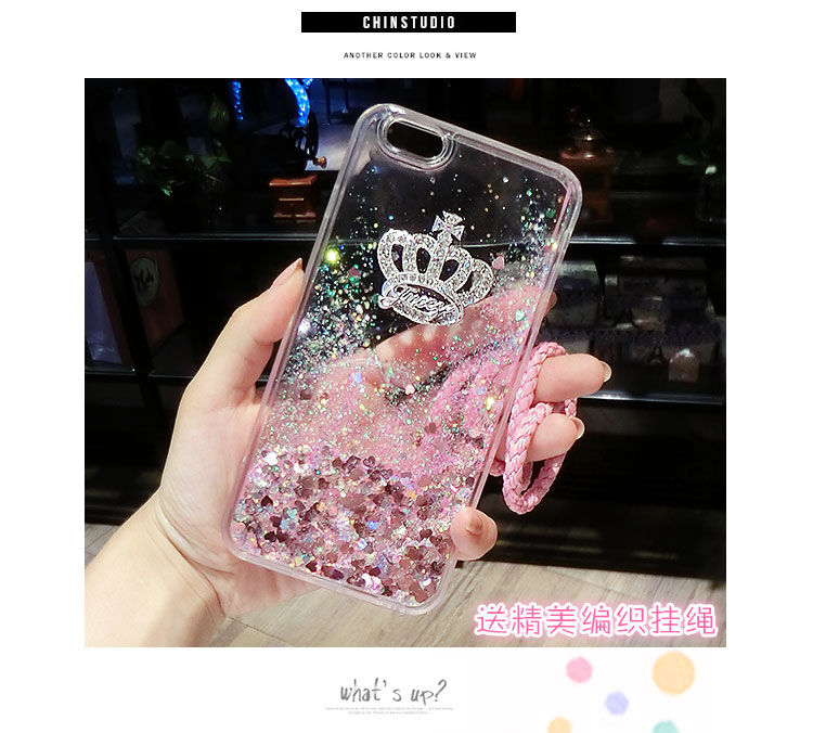 Phone Bags & Cases Cellphones & Telecommunications Punctual Bling Flowing Stars Soft Tpu Silicone Cases For Zte Blade V7 Lite Glitter Liquid Sand Fundas Coque For Zte Blade V7 Lite