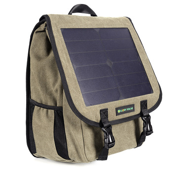 New Solar Backpacks Leisure  Mobile Phone Can Be Recharged Shoulder Bag Business Travel Bag Wholesale 2