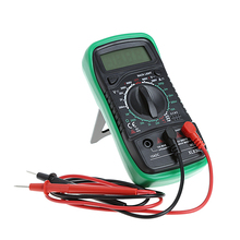 Handheld Counts With Temperature Measurement LCD Digital Multimeter Tester XL830L Without Battery New